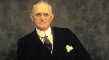 George Eastman (Ritratto di Joseph DiNunzio, 1914 circa)