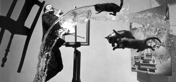 Philippe Halsman - Dalí Atomicus (1948)