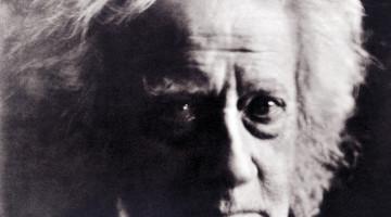 Julia Margaret Cameron - Sir John Frederick William Herschel (1867)