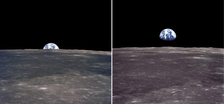 Life - Apollo 8 (La Terra sorge dalla Luna)